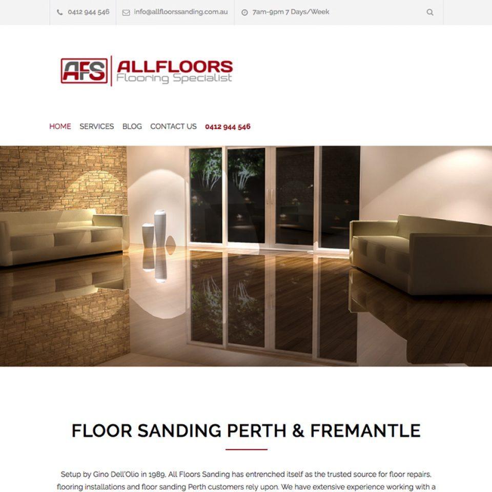 All Floor Sanding