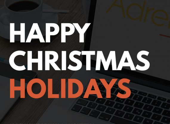Happy Holidays from Adrenaline