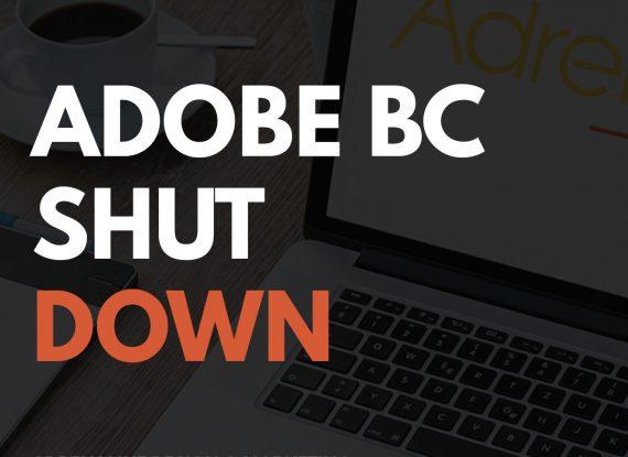 Adobe Business Catalyst Shut Down – Date Extension