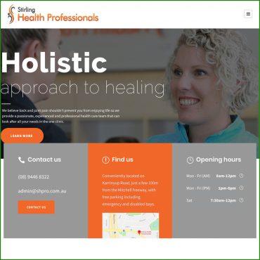 Stirling Health Professionals