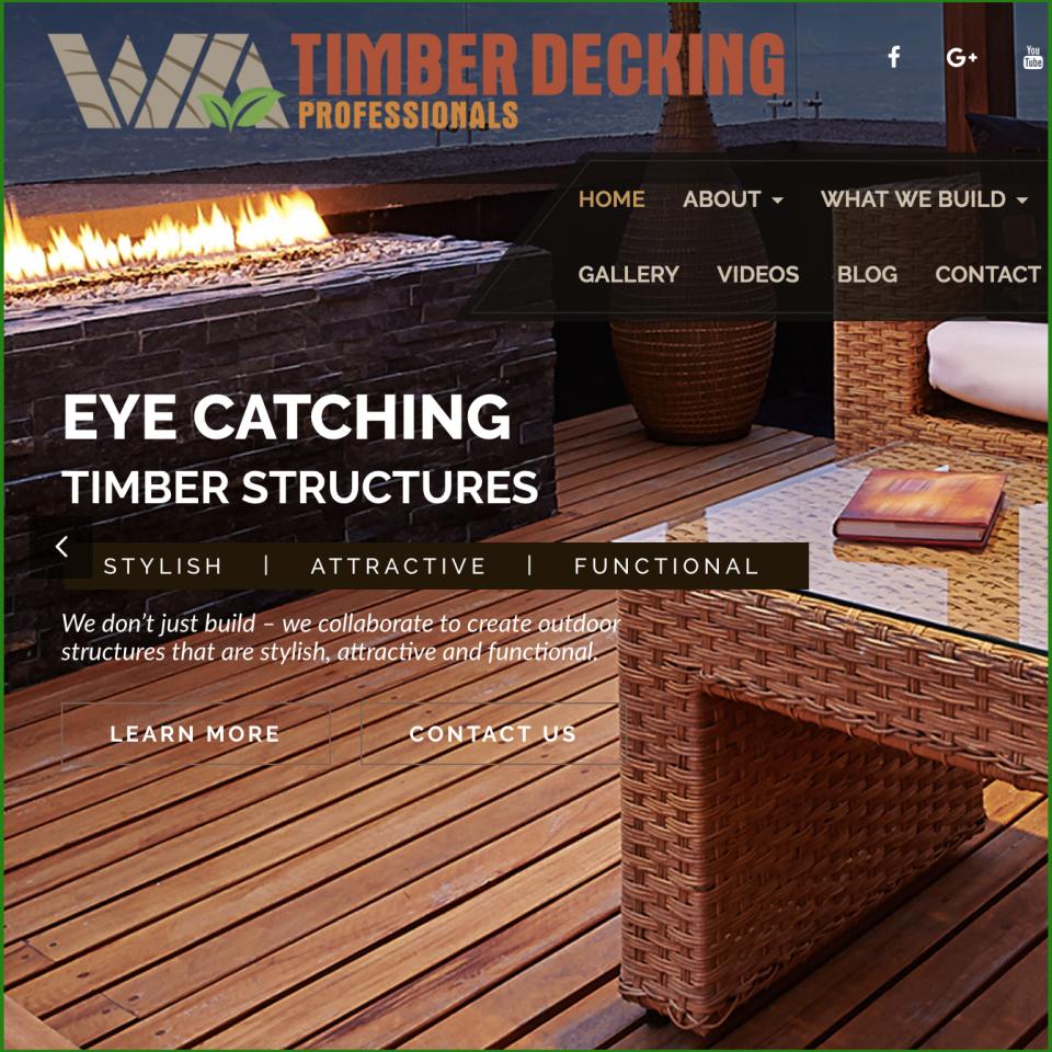 WA Timber Decking