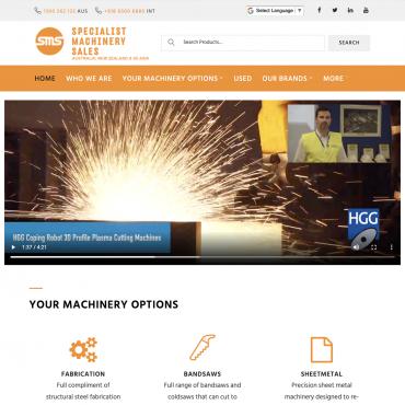 Specialist Machinery Sales
