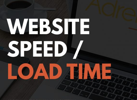 Website Speed / Load Time Improvement