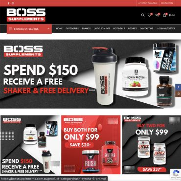 Boss Supplements