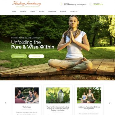 The Healing Sanctuary