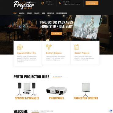 Perth Projector Hire