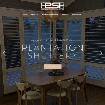 Perth Shutter Installations