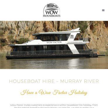 Wow Houseboats